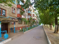 Казань, улица Даурская, дом 9. многоквартирный дом