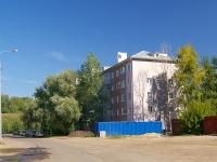 Казань, улица Даурская, дом 10. многоквартирный дом