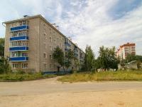 Казань, улица Даурская, дом 11. многоквартирный дом