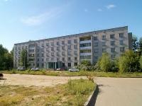 соседний дом: ул. Даурская, дом 16Б. общежитие Казанский энергетический техникум