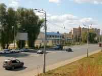Казань, улица Даурская, дом 16Д. спортивный комплекс Итиль