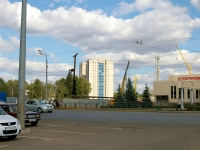 neighbour house: st. Daurskaya, house 16В. Apartment house
