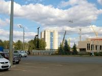 Казань, улица Даурская, дом 16В. многоквартирный дом