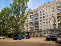 Казань, улица Даурская, дом 20. многоквартирный дом
