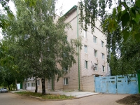 neighbour house: st. Daurskaya, house 28. research institute Институт проблем экологии и недропользования, Академия наук Республики Татарстан