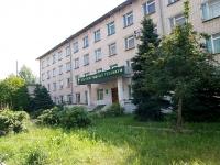 neighbour house: st. Daurskaya, house 32. technical school Казанский кооперативный техникум