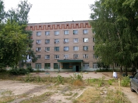 Казань, улица Даурская, дом 39. общежитие
