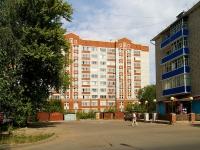 Казань, улица Отрадная, дом 5. многоквартирный дом