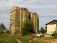 Казань, улица Отрадная, дом 9. многоквартирный дом