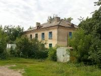 Казань, улица Отрадная, дом 10. многоквартирный дом