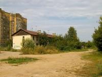 Казань, улица Отрадная, дом 15. многоквартирный дом