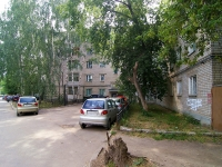 Kazan, Daurskaya 2-ya st, house 4 к.2. Apartment house