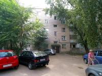 Kazan, Daurskaya 2-ya st, house 4 к.3. Apartment house
