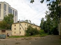Kazan, Daurskaya 2-ya st, house 7. Apartment house