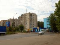 Казань, улица Латышских Стрелков, дом 2. многоквартирный дом