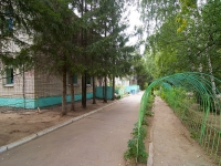 "neighbour house: st. Latishskih strelkov, house 4А к.1. nursery school №328 ""Экият"""