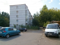 Казань, улица Латышских Стрелков, дом 4А. многоквартирный дом