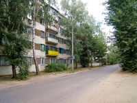 Kazan, Latishskih strelkov st, house 6. Apartment house