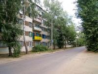 Казань, улица Латышских Стрелков, дом 6. многоквартирный дом
