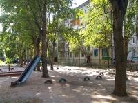 Казань, улица Латышских Стрелков, дом 7. многоквартирный дом