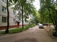 Kazan, Latishskih strelkov st, house 8А. Apartment house