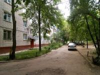 Казань, улица Латышских Стрелков, дом 8А. многоквартирный дом