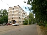 Казань, улица Латышских Стрелков, дом 8. многоквартирный дом