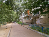 Kazan, Latishskih strelkov st, house 8. Apartment house