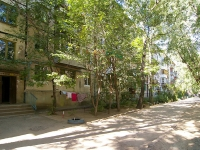 neighbour house: st. Latishskih strelkov, house 9. Apartment house