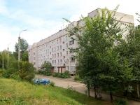 Казань, улица Латышских Стрелков, дом 10А. многоквартирный дом