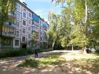Казань, улица Латышских Стрелков, дом 11. многоквартирный дом