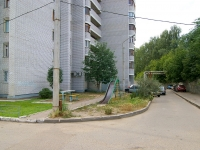 Kazan, Latishskih strelkov st, house 12А. Apartment house