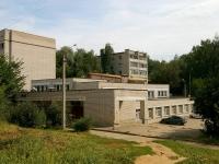 Казань, улица Латышских Стрелков, дом 12. школа творчества