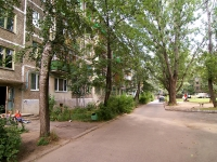Kazan, Latishskih strelkov st, house 21. Apartment house