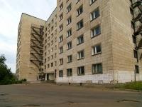 Казань, улица Латышских Стрелков, дом 23. общежитие