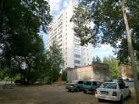 Kazan, Latishskih strelkov st, house 25. Apartment house