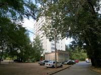Казань, улица Латышских Стрелков, дом 25. многоквартирный дом