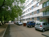 Kazan, Latishskih strelkov st, house 29. Apartment house