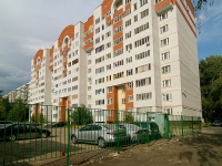 Kazan, Latishskih strelkov st, house 31. Apartment house