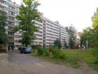 Казань, улица Латышских Стрелков, дом 33. многоквартирный дом