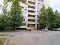 Казань, улица Латышских Стрелков, дом 39. многоквартирный дом