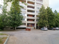 Kazan, Latishskih strelkov st, house 39. Apartment house