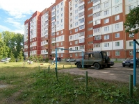 Kazan, Latishskih strelkov st, house 41. Apartment house