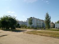 喀山市, 学校 Русско-татарская средняя общеобразовательная школа №136, Orenburgsky trakt st, 房屋 4