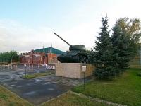 Казань, училище Казанское высшее военное командное училище, улица Оренбургский тракт, дом 6