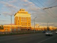 соседний дом: ул. Оренбургский тракт, дом 17. техникум Казанский техникум наземного и подземного электрического транспорта