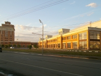 Kazan, technical school Казанский техникум наземного и подземного электрического транспорта, Orenburgsky trakt st, house 17