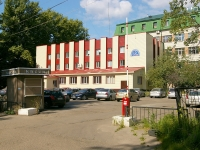 neighbour house: st. Orenburgsky trakt, house 20. office building