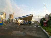 neighbour house: st. Orenburgsky trakt, house 22В. fuel filling station ОАО Татнефтепродукт, №156