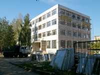 neighbour house: st. Orenburgsky trakt, house 24. building under reconstruction